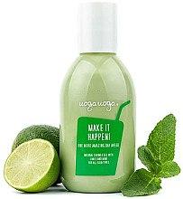 Düfte, Parfümerie und Kosmetik Natürliches Duschgel mit Limette und Minze - Uoga Uoga Natural Shower Gel