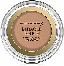 Düfte, Parfümerie und Kosmetik Glättende Foundation - Max Factor Miracle Touch