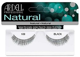 Düfte, Parfümerie und Kosmetik Künstliche Wimpern - Ardell Natural Lashes Black 109