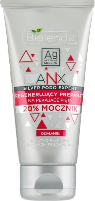 Regenerierende Fußcreme gegen rissige Fersen - Bielenda ANX Podo Detox Foot Restoring Cream — Bild N1