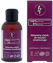 Düfte, Parfümerie und Kosmetik Natürliches Massageöl für den Körper - 4Organic Massage Oil