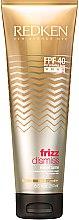 Düfte, Parfümerie und Kosmetik Anti-Frizz Conditioner ohne Ausspülen für widerspenstiges Haar - Redken Frizz Dismiss Rebel Tame Cream 40FPF