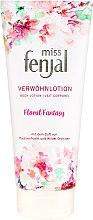 Verwöhnende Körperlotion Blumenphantasie - Fenjal Floral Fantasy Body Lotion — Bild N1