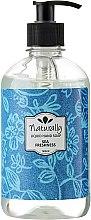 "Düfte, Parfümerie und Kosmetik Flüssige Naturseife ""Sea Freshness"" - Hristina Cosmetics Naturally Hand Soap Sea Freshness"