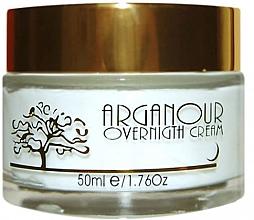 Düfte, Parfümerie und Kosmetik Anti-Aging Nachtcreme für alle Hauttypen - Arganour Anti-Aging Night Cream
