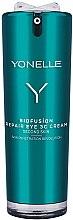 Düfte, Parfümerie und Kosmetik Regenerierende Anti-Aging Augencreme für trockene und empflidliche Haut - Yonelle Biofusion Repair Eye 3C Cream