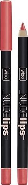 Lippenkonturenstift - Wibo Nude Lips Lip Pencil — Bild N1