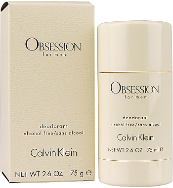 Calvin Klen Obsession For Men - Deostick — Bild N1