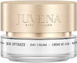 Düfte, Parfümerie und Kosmetik Belebende Tagescreme für empfindliche Haut - Juvena Skin Optimize Day Cream Sensitive Skin