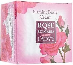 Düfte, Parfümerie und Kosmetik Straffende Körpercreme für mehr Hautelastizität - BioFresh Rose of Bulgaria