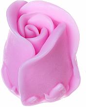 Düfte, Parfümerie und Kosmetik Handgemachte Glycerinseife Rosa mit Kirschduft - LaQ Happy Soaps Natural Soap