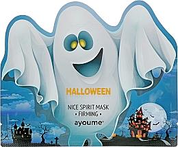 Düfte, Parfümerie und Kosmetik Straffende Tuchmaske für das Gesicht mit Kollagen - Ayoume Halloween Nice Spirit Mask Firming