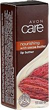 Düfte, Parfümerie und Kosmetik Regenerierender und pflegender Lippenbalsam mit Kakaobutter und Vitamin E - Avon Care Cocoa Butter Lip Balm