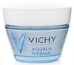 Düfte, Parfümerie und Kosmetik Reichhaltige feuchtigkeitsspendende Gesichtscreme für normale bis sehr trockene Haut - Vichy Aqualia Thermal Riche