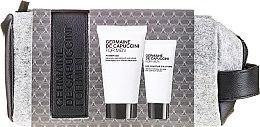 Düfte, Parfümerie und Kosmetik Gesichtspflegeset - Germaine de Capuccini For Men (Gesichtsserum 15ml + Gesichtsemulsion 50ml)