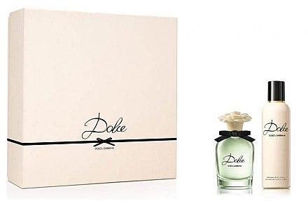 Dolce & Gabbana Dolce - Duftset (Eau de Parfum 75ml + Körperlotion 150ml) — Bild N1
