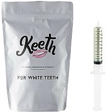 Düfte, Parfümerie und Kosmetik Zahnaufhellungs-Ersatzpatronen-Set Minze - Keeth Mint Refill Pack
