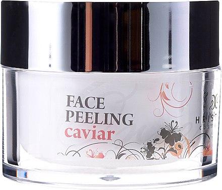 Nährendes Anti-Aging Gesichtspeeling mit Kaviar-Extrakt - Hristina Cosmetics Orient Caviar Face Peeling — Bild N1