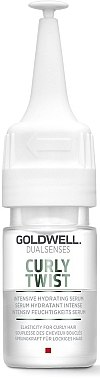 Intensiv feuchtigkeitsspendendes Serum für lockiges Haar - Goldwell Dualsenses Curly Twist Intensive Hydrating Serum — Bild N3
