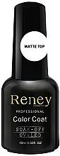 Düfte, Parfümerie und Kosmetik UV & LED Gel Nagelunterlack - Reney Cosmetics Top Matte Velvet No Wipe