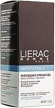 Düfte, Parfümerie und Kosmetik Energetisierendes Gesichtscreme-Gel - Lierac Homme Energizing Cream-Gel