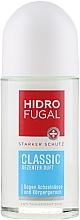 Düfte, Parfümerie und Kosmetik Deo Roll-on Antitranspirant - Hidrofugal Classic Roll-on