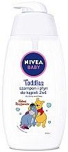 Düfte, Parfümerie und Kosmetik 2in1 Baby Shampoo und Badelotion für empfindliche Haut - Nivea Baby Toddies Winnie And Friends