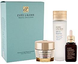 Düfte, Parfümerie und Kosmetik Gesichtspflegeset - Estee Lauder Advanced Night Repair (Gesichtslotion 150ml + Nachtserum 50ml + Gesichtscreme 75ml)