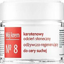 Düfte, Parfümerie und Kosmetik Pflegende und regenerierende Gesichtscreme für trockene Haut - Fitomed Face Cream №8