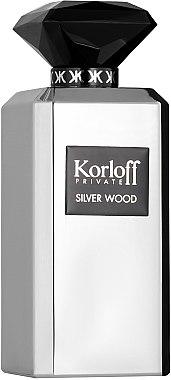 Korloff Paris Silver Wood - Eau de Parfum — Bild N2