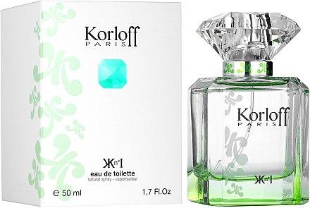 Korloff Paris Kn°I - Eau de Toilette — Bild N3