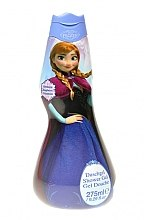 Düfte, Parfümerie und Kosmetik Duschgel für Kinder mit Himbeerduft Frozen - Disney Frozen Shower Gel