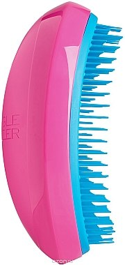 Entwirrbürste - Tangle Teezer Salon Elite Pink&Blue — Bild N1