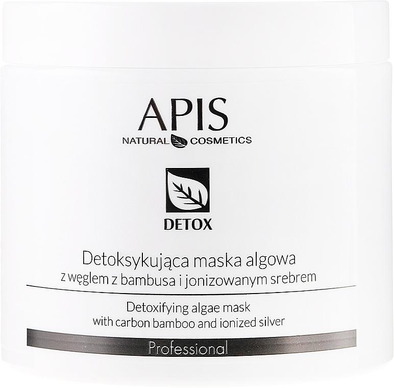 Detox-Gesichtsmaske mit Algen - APIS Professional Detox Mask