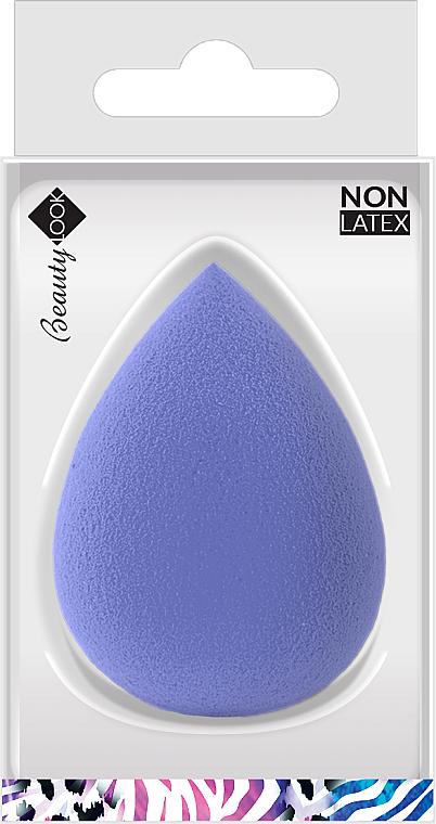 Make-up Schwamm 3D Wild Denim - Beauty Look — Bild N1