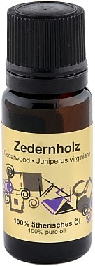Ätherisches Zederholzöl - Styx Naturcosmetic — Bild N1