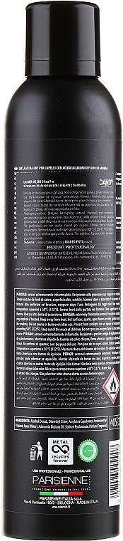 Haarspray mit Hyaluronsäure Ultra starker Halt - Niamh Hairconcept Dandy Hair Spray Extra Dry Ultra Fix