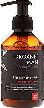 Düfte, Parfümerie und Kosmetik Regenerierende Körpewaschlotion für Männer - Organic Life Dermocosmetics Man