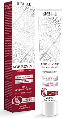 Hand- und Nagelcreme - Revuele Age Revive Hand and Nail Cream — Bild N1