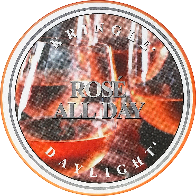 Duftkerze Daylight Rose All Day - Kringle Candle Rose All Day — Bild N1