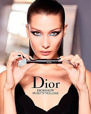 Wimperntusche - Dior Diorshow Pump'n'Volume Mascara — Bild N4