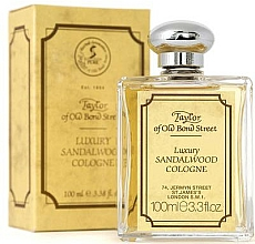 Düfte, Parfümerie und Kosmetik Taylor Of Old Bond Street Sandalwood - Eau de Cologne