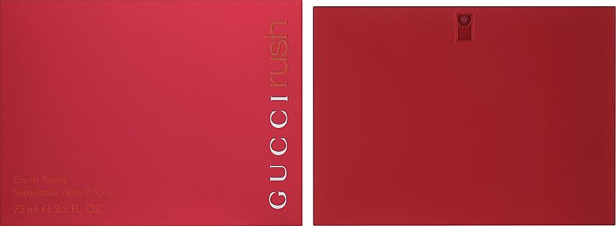 Gucci Rush - Eau de Toilette — Bild N2