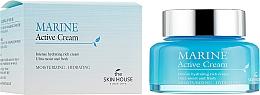 Düfte, Parfümerie und Kosmetik Feuchtigkeitscreme mit Ceramiden - The Skin House Marine Active Cream