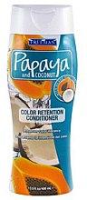 Düfte, Parfümerie und Kosmetik Haarspülung für coloriertes Haar - Freeman Papaya and Coconut Color Retention Conditioner