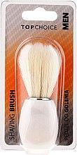 Düfte, Parfümerie und Kosmetik Rasierpinsel 30338 weiß - Top Choice