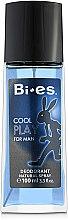 Bi-Es Cool Play - Parfümiertes Körperspray — Bild N1