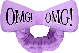 Düfte, Parfümerie und Kosmetik Kosmetisches Haarband violett - Double Dare OMG! Purple Hair Band