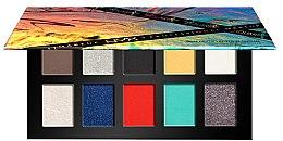Düfte, Parfümerie und Kosmetik Lidschattenpalette - NYX Professional Makeup Aquaria Pelette