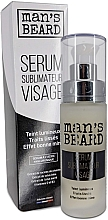 Düfte, Parfümerie und Kosmetik Gesichtsserum mit Hyaluronsäure für Männer - Man's Beard Serum Sublimateur Visage